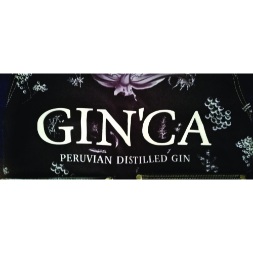 THE GINCA DISTILLERY